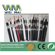ul ce بنفايات الصين cctv wmm3446 rg7 الكابلات المحورية