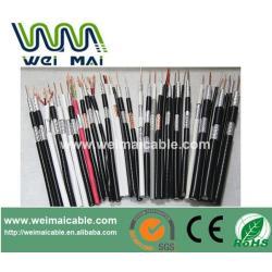 China , CCTV UL del CE Rohs RG7 Coaxial Cable WMM3446