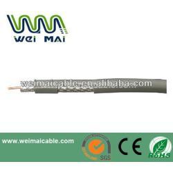 75ohm estándar RG11 COAXIAL Cable WMM3491