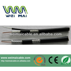 De China UL del CE RoHs linan RG6 RG11 RG59 coaxial cable WMT2014030424 RG6 cable