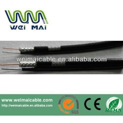 De China UL del CE RoHs linan RG6 RG11 RG59 coaxial cable WMT2014030417 RG6 cable
