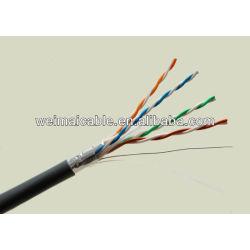 23AWG CAT6 FTP cable, Lista de la ul, La prueba FLUKE WMP628