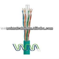 23AWG CAT6 FTP cable, Lista de la ul, La prueba FLUKE WMP6254