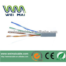 23AWG CAT6 FTP cable, Lista de la ul, La prueba FLUKE WMP6256