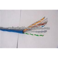23AWG CAT6 FTP cable, Lista de la ul, La prueba FLUKE WMP6216