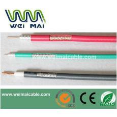 الكابلات المحورية wmm4014 rg58 rg59 rg6 rg7 rg11 الكابلات المحورية