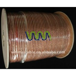 De Hign calidad precio WMA058 coaxial cable precio
