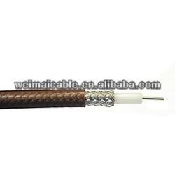 Coaxial teflon cable / wmj04223 alta calidad coaxial teflon cable
