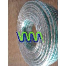 شفاف كابل مكبر الصوت / Kable