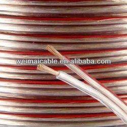 PVC yüksek uç hoparlör kablosu wm0591d hoparlör flex kablo
