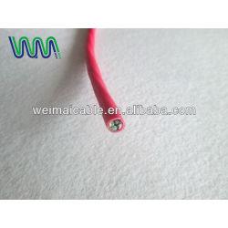 برقية إنذار الحريق 4x0.75mm2 wmv600 المصنوعة في الصين