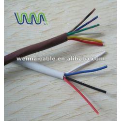 برقية إنذار الحريق 4x0.75mm2 wmv704 المصنوعة في الصين