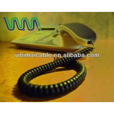 حار بيع الكابلات الهاتفية الداخلية wmv962