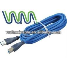Cable USB 3.0 con velocidad de transferencia de máximo 5.0 gbps, Usb2.0 USB3.0 y WM0258D USB Cable