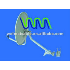 Banda KU sudáfrica mercado de plato de satélite KU banda WMV3559