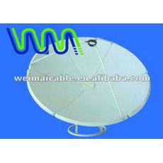 Banda KU sudáfrica mercado de plato de satélite KU banda WMV3558