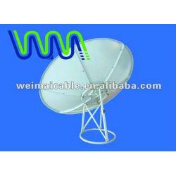 Alta calidad plato de satélite KU banda WMV3364