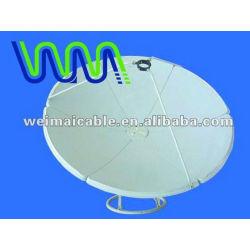 Alta calidad plato de satélite KU banda WMV3361