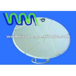 Plato de satélite KU banda WMV3358