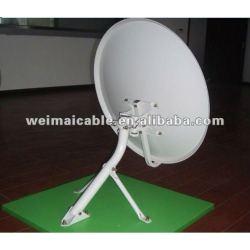 Banda KU / C banda de antena parabólica antena WM0058D