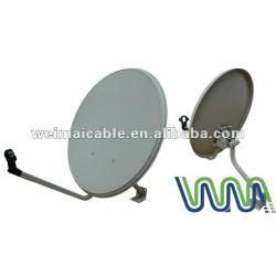 Satélite antena de plato de la banda KU WM0021D