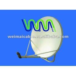 Plato de satélite KU banda WM0005d