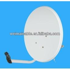 Montaje en pared C y Ku banda de la antena parabólica WMV021428