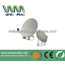 C y Ku banda de la antena parabólica de los emiratos árabes unidos mercado WMV111318