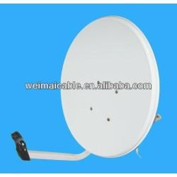 C y Ku banda de la antena parabólica africana mercado WMV112947 antena parabólica