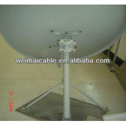 C y Ku Band marruecos mercado de la antena parabólica WMV3912