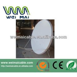 Montaje en pared C y Ku banda de la antena parabólica WMV021403