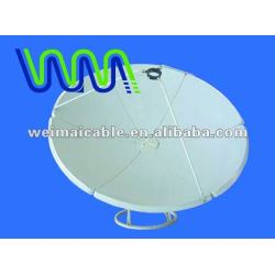 Satélite antena de plato de la banda KU WM0162D