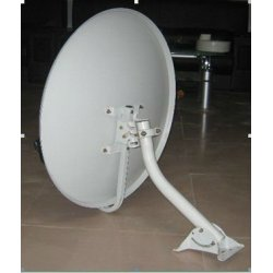Satélite antena de plato de la banda KU WM0160D