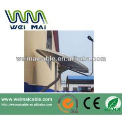 Montaje en pared C y Ku banda de la antena parabólica WMV021424