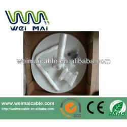 c و ku الفرقة صحن هوائي الأقمار الصناعية سوق أمريكا الجنوبية wmv030605