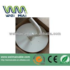 C y Ku banda de la antena parabólica sudamericana mercado WMV030607