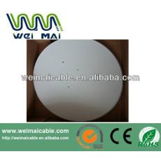 C y Ku banda de la antena parabólica sudamericana mercado WMV030608