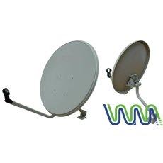 Satélite antena de plato de la banda KU WM0159D