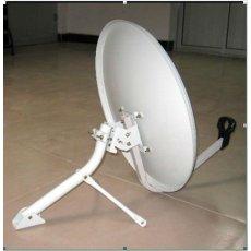 Satélite antena de plato de la banda KU WM0158D