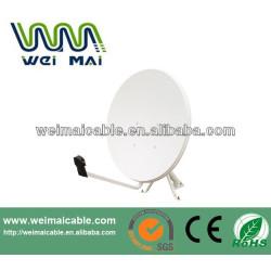 كو الفرقة صحن هوائي الأقمار الصناعية 60cm wmv022068 صحن هوائي الأقمار الصناعية