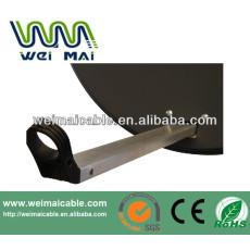 Ronda montar C y Ku banda de la antena parabólica WMV021479