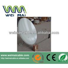 ku 60cm bandsatellite plato de la antena de satélite wmv0220867 plato de la antena