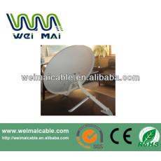 Africana mercado C y Ku banda de la antena parabólica WMV021440