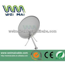 c و ku الفرقة فضائية صحن wmv030656 التلفزيون