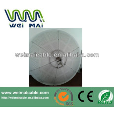 C y Ku banda de televisión satélite plato WMV030652