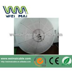 C y Ku banda de televisión satélite plato WMV030648
