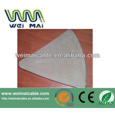 C y Ku banda de televisión satélite plato WMV030650