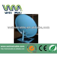 C y Ku banda de la antena parabólica africana mercado WMV032102