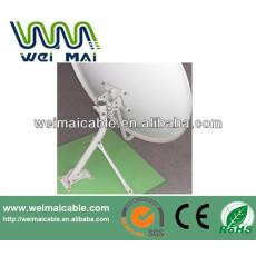 C y Ku banda de la antena parabólica africana mercado WMV032104