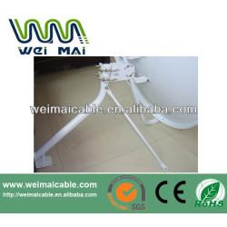 C y Ku banda de la antena parabólica Dubai mercado WMV032110